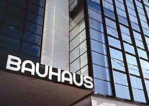 Bauhaus in Dessau-Weimar
