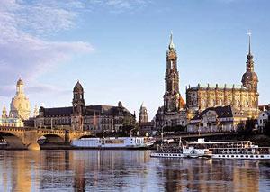 Elbtal in Dresden