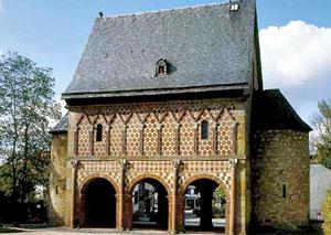 Benediktiner-Abtei Lorsch