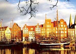Die Altstadt von Lübeck
