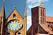 Stralsund und Wismar